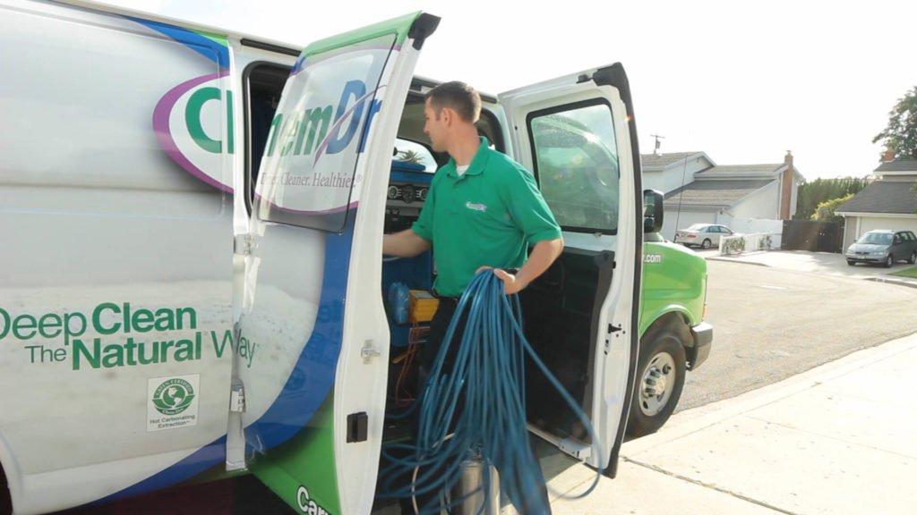 carpet cleaning equipment
