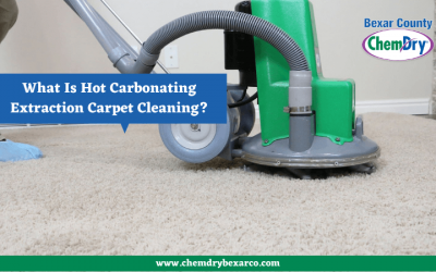 What Is Hot Carbonating Extraction Carpet Cleaning?