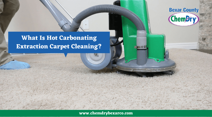 What Is Hot Carbonating Extraction Carpet Cleaning