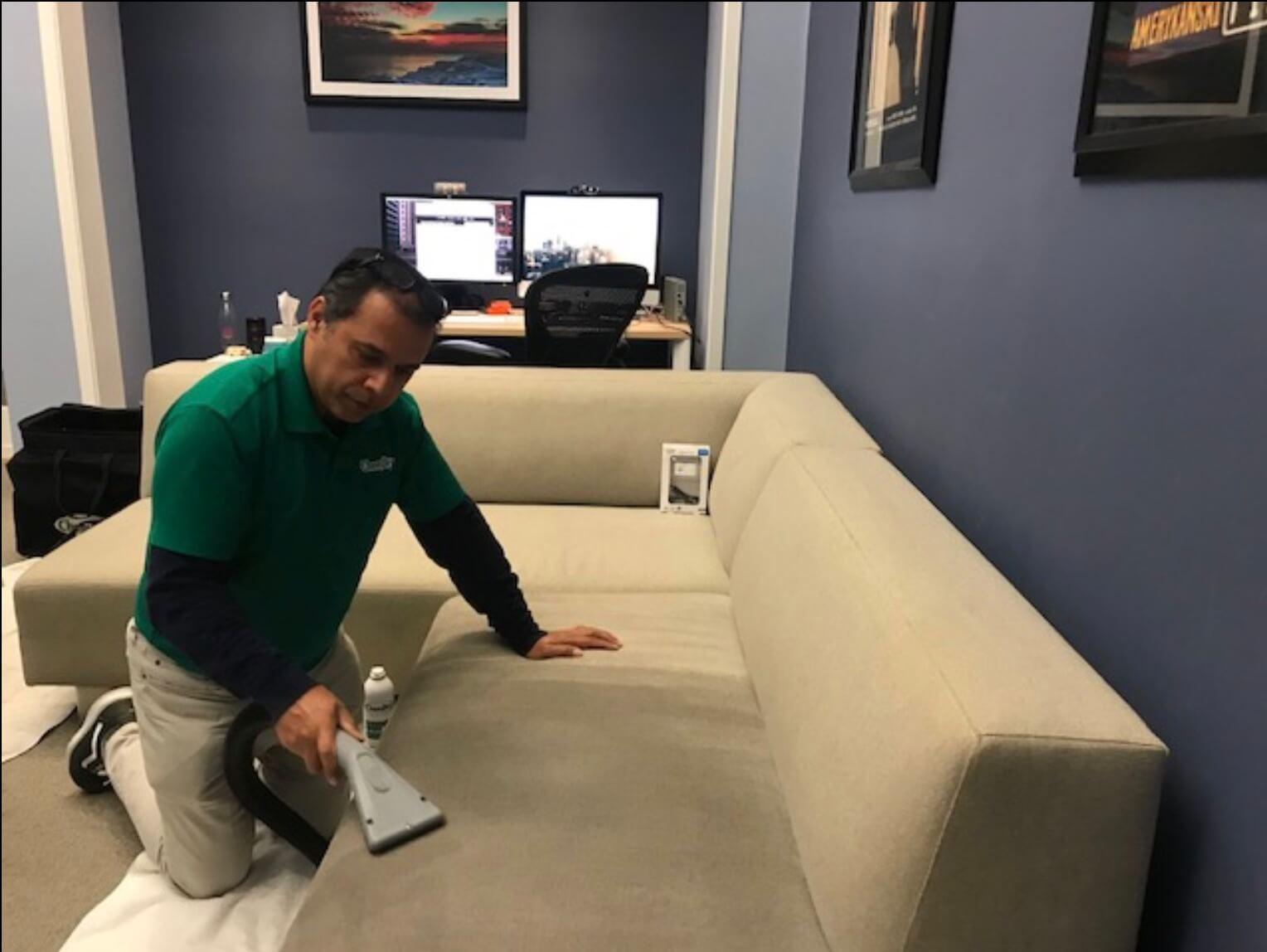 Upholstery Cleaning San Antonio
