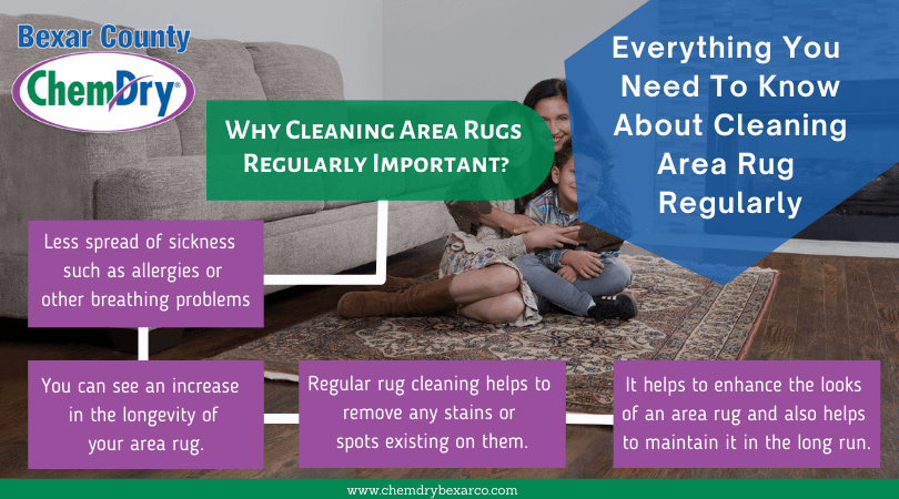 Know About Cleaning Area Rug Regularly