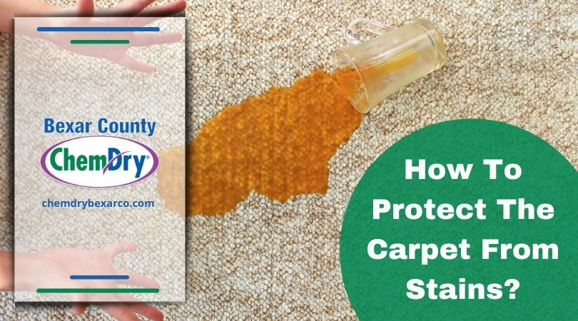 How To Protect The Carpet From Stains