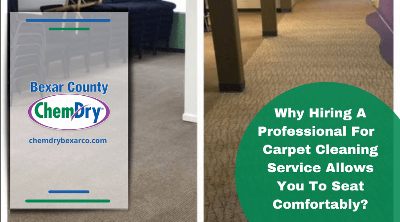 Hiring A Professional For Carpet Cleaning Service
