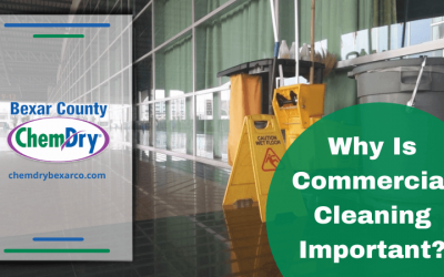 Why Is Commercial Cleaning Important?
