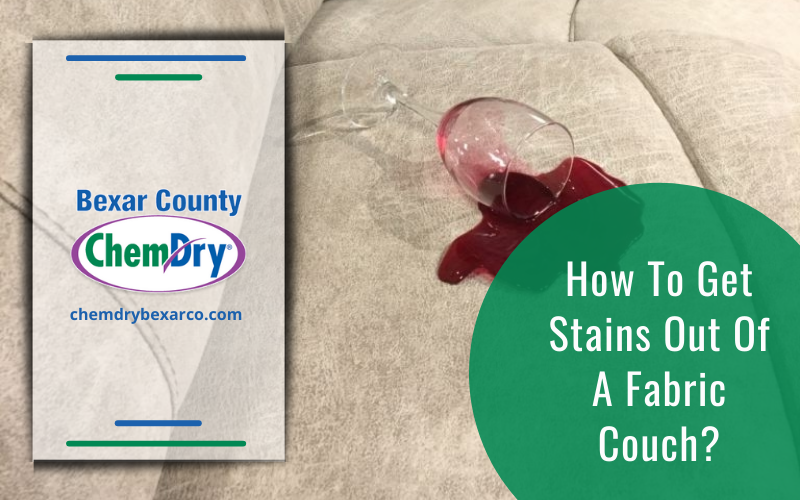 How To Get Stains Out Of A Fabric Couch