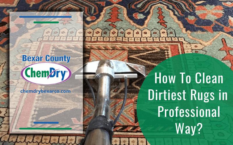 Ways to Keep The Dirtiest Rugs Clean