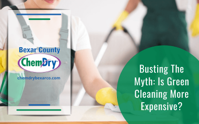 Busting The Myth: Is Green Cleaning More Expensive?